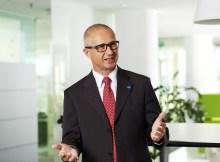 Alfred Stern, Borealis Vorstandsmitglied für Polyolefine und Innovation & Technologie | Foto: Borealis