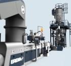 Die Kombination von ReFresher und der bewährten TVEplus-Technologie bietet selbst bei stark verschmutzten Verpackungsabfällen erstmals geruchsneutrale Rezyklate. | Foto: Erema