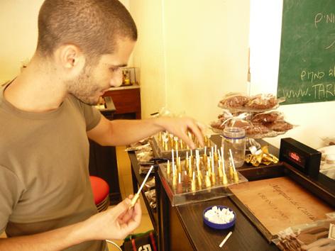 Israeli Goods - Qassam-Rocket - Ron From