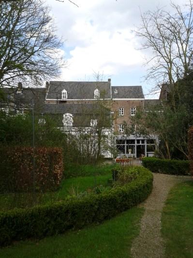 Marres Maastricht, Garten