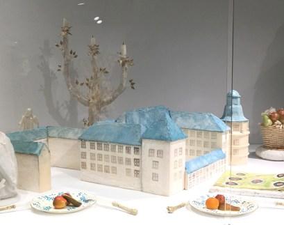 Rekonstruktion einer Zuckertafel von 1585