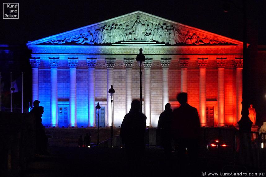 7 Pariser Arrondissement Arrondissement du Palais Bourbon Fotos