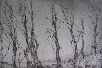 Kunstverein Aalen - Ingrid Theinert-Pentzlin - Werk 4