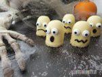 Dickmann's-Geisterchen - schnell gemacht zu Halloween