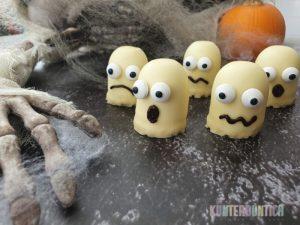 Dickmann's-Geisterchen – schnell gemacht zu Halloween