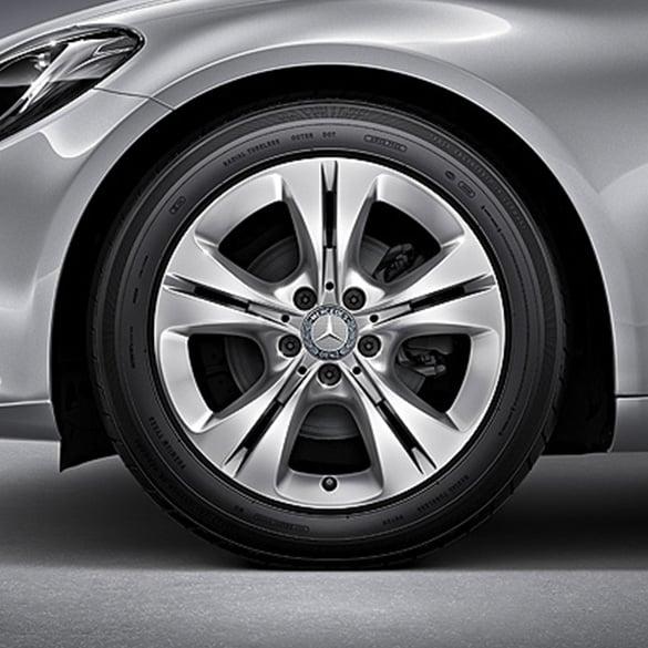 MercedesBenz 17 inch rims set of  CClass W205  5twin