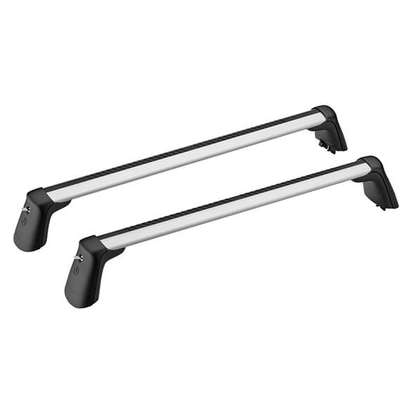 roof rack basic cross bars b class w247 genuine mercedes benz