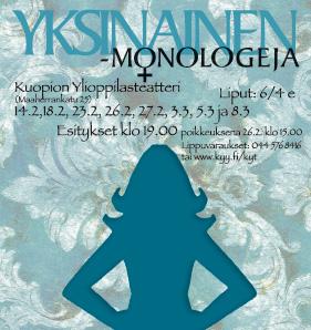 Monologeja