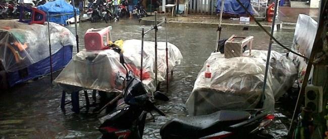 banjir otista