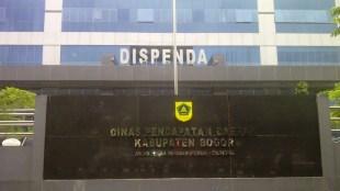 Dispenda Kbupaten Bogor (dok. KM)