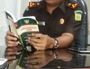 Kajari Cibinong, Lumumba Tambunan (dok. KM)