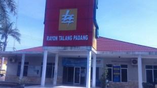 Kantor PLN Rayon Talang Padang, Lampung (dok. KM)