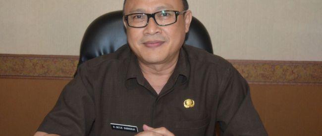 Kadisdukcapil Kabupaten Bogor, Oetje Subagdja (dok. KM)