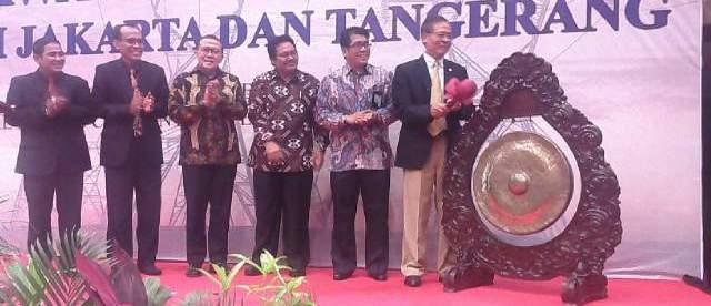Pembukaan acara Musyawarah Daerah AKLI Jakarta-Tangerang pada Kamis 20/10 (dok. KM)