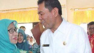 Bupati Hulu Sungai Tengah, Kalimantan Selatan, Abdul Latif (stock)