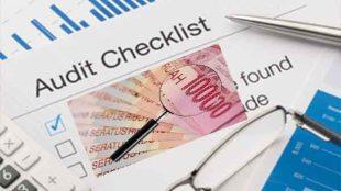 Ilustrasi Audit keuangan