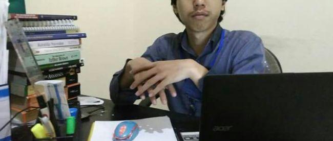 Koordinator Investigasi LSM Center for Budget Analysis (CBA) Jajang Nurjaman (dok. KM)