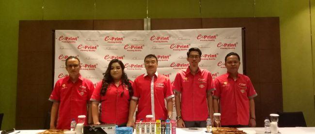 Dealer Gathering e-Print di Pullman Hotel Jakarta, Juli 2017 (dok. KM)