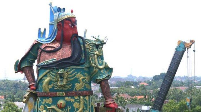 patung kwan kong