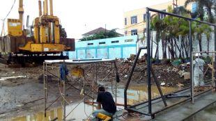 Lokasi Pembangunan Mall Transmart di Jalan Raya Tajur, Kota Bogor (dok. KM)