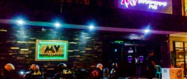 MV Karaoke di Jalan Semeru, Kecamatan Bogor Barat Kota Bogor (Dok. KM)
