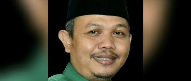 Ketua GP Ansor Kota Bogor, Rahmat Imron Hidayat