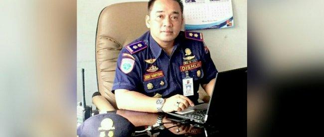 Kepala Bidang Sarana dan Prasarana Dinas Perhubungan Kota Bogor Dodi Wahyudin (Dok. KM)