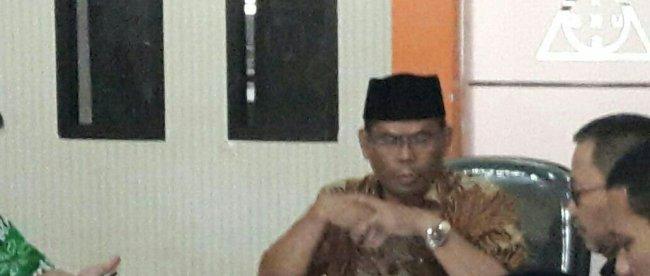 Kakanwil Kemenag Kabupaten Bogor, Sihabudin (dok. KM)