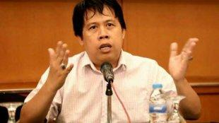 Direktur LSM Center for Budget Analysis, Uchok Sky Khadafi (stock)