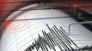 Ilustrasi monitor gempa bumi (dok. KM)