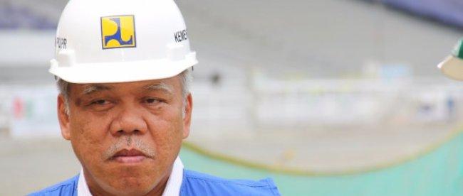 Menteri Pekerjaan Umum dan Perumahan Rakyat, Basuki Hadimuljono (dok. Tribunnews)