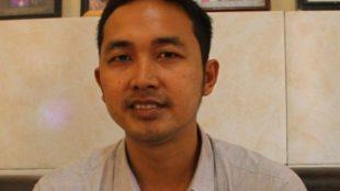 Dadang Junaedi SE, MM, dosen muda di STIE Bina Niaga Bogor (dok. KM)