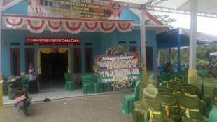 Kantor Desa Curug Luhur. Foto: dok.Tar/KM )
