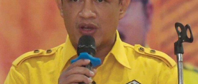 Caleg DPR RI Partai Golkar Nomor 1 Dapil 3 Kota Bogor/Kabupaten Cianjur Budhy Setiawan (dok. KM)