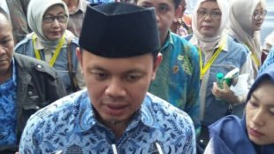 Walikota Bogor Bima Arya Sugiarto usai launching Program PTSL 2019, Kamis 17/1/2019 (dok. KM)