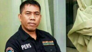 Ketua DPC PWRI Kota Depok, Rahmat Budianto (dok. KM)