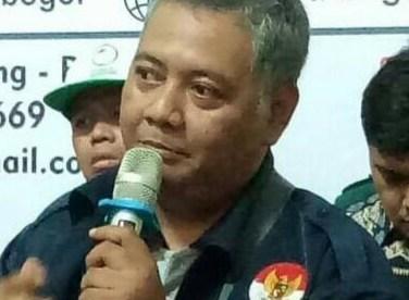 Sekretaris BP Prabowo-Sandi Kota Bogor Gumilar Nugraha (dok. KM)