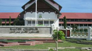 Kantor Gubernur Aceh di Banda Aceh (stock)