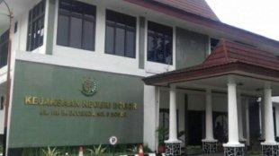 Kejaksaan Negeri (Kejari)Kota Bogor (dok. KM)