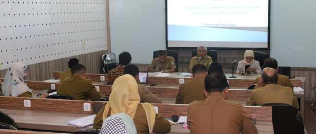 Pertemuan antara Pemkot Bekasi dan KPK, Selasa 15/10/2019 (dok. KM)