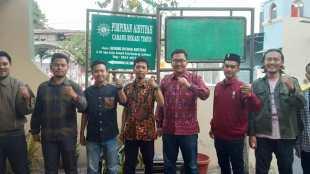 Ketua PC IMM sejumlah kota di Jawa Barat (dok. KM)