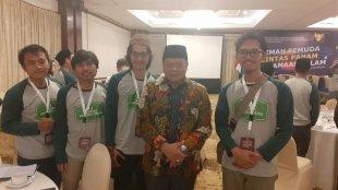 Delegasi FMI Banten di acara Kemah Pemuda Lintas Paham Keagamaan Islam, Tangerang, 8/11/2019 (dok. KM)