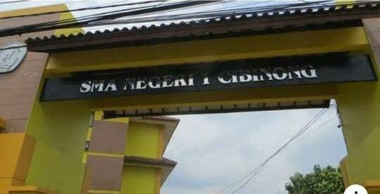 SMA Negeri 1 Cibinong, Kabupaten Bogor (dok. KM)