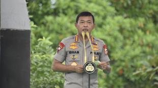 Kapolri Jenderal Pol Idham Azis (dok. KM)