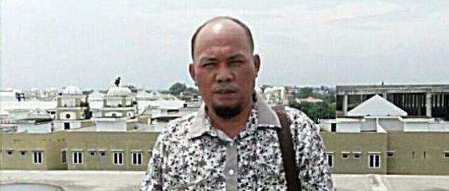 Tuah Manurung, M.Pd, Sekretaris PMI Tanjungbalai yang juga Sekretaris Dinas Kesehatan Kota Tanjungbalai (istimewa)