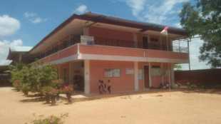 Sekolah Eben Haezer di Bengkong, Batam (dok. KM)