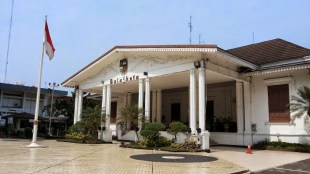 Balaikota Bogor (dok. kotabogor.go.id)