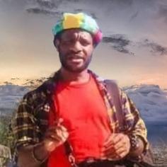 Aktivis Papua Anton Gobai (dok. KM)