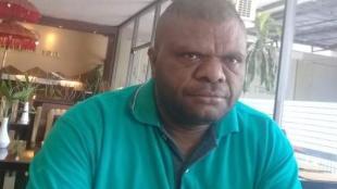 Anggota DPR Papua, Laurenzius Kadepa (dok. KM)