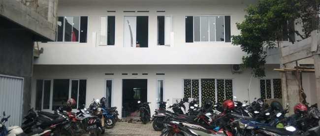 Pabrik Pelangi Hijab di Dramaga, Kabupaten Bogor (dok. KM)